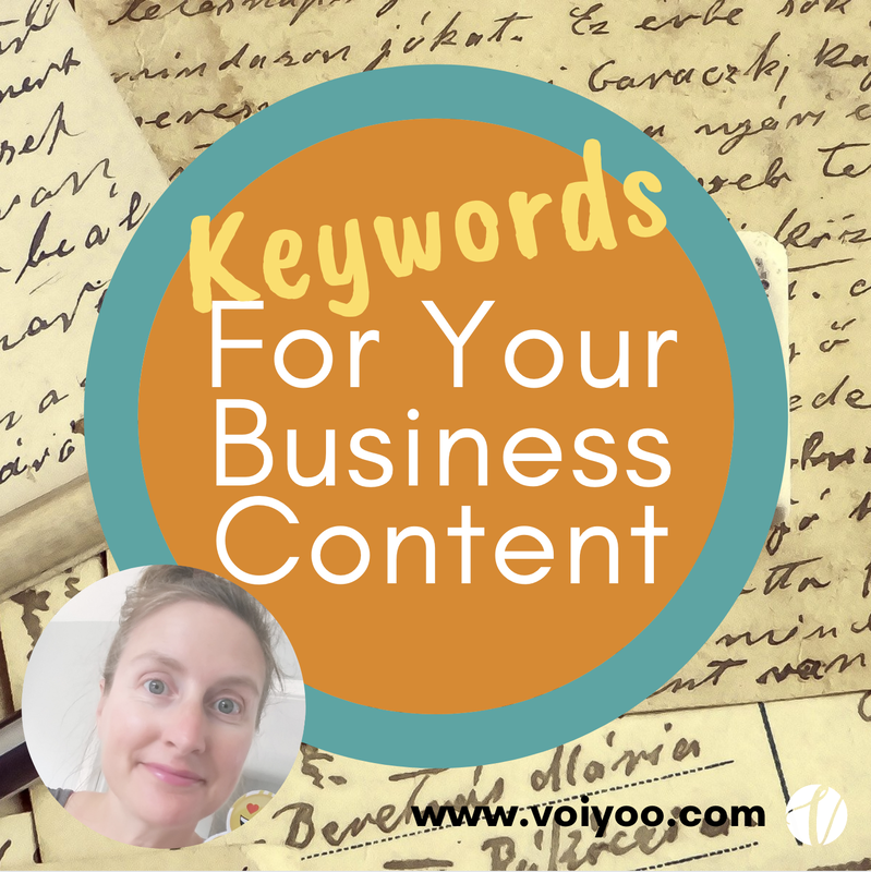 Keywords For Business Content