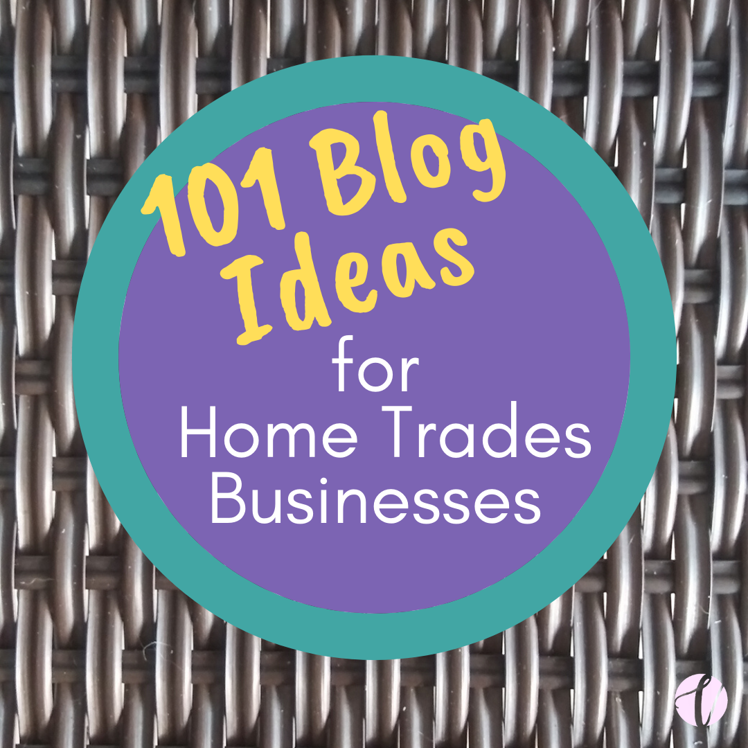 101 Blog Idea Topics for your marketing
