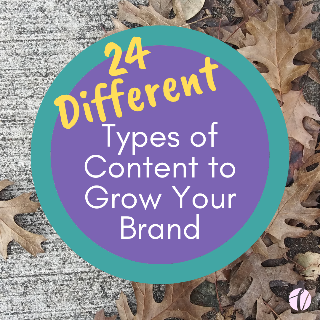 Grow Your Brand with Content
